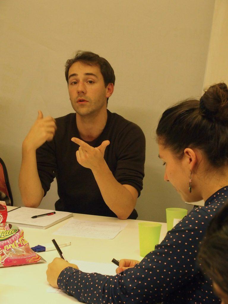 Nicolas le Berre, co-fondateur