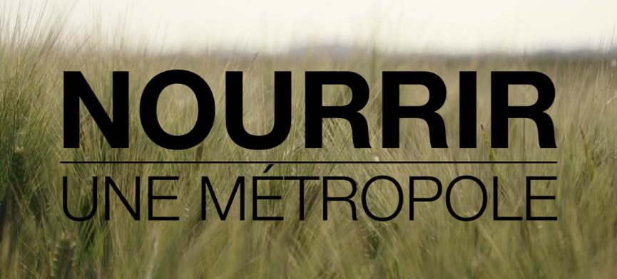 Affiche du film Nourrir une métropole