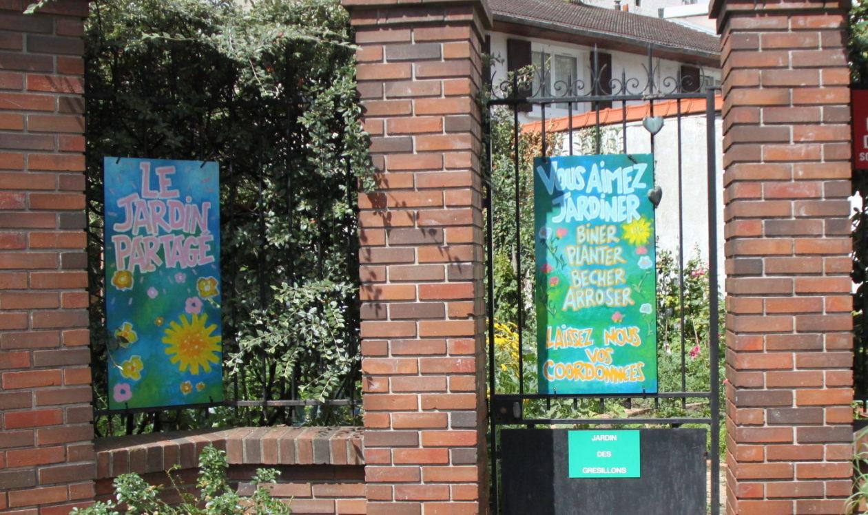 Des jardins en pied de logements sociaux